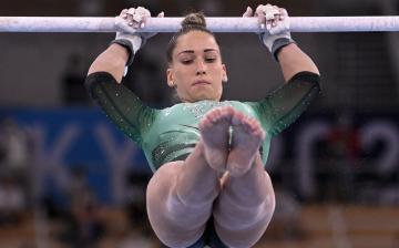 Kovács Zsófia 14. az olimpián