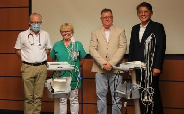 DSTV: adomány a kórháznak!