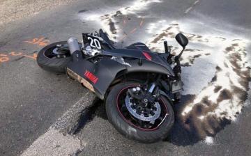 Halálos motorosbaleset történt Mezőfalvánál (frissítve)
