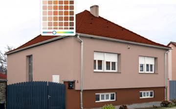 Milyen színű legyen a ház vakolata?