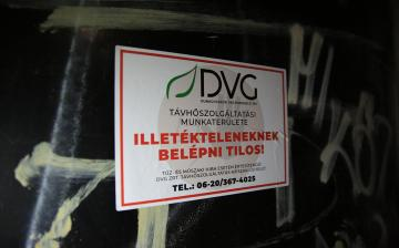 A társasházi hőközpontokat is átveszi a DVG Zrt.