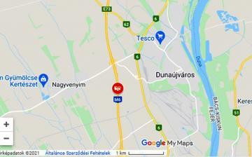 Súlyos baleset, forgalomkorlátozás az M6-os sztrádán