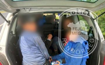 Letartóztatás vár az embercsempészre