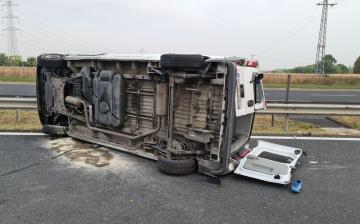Tragikus baleset az M6-os autópályán