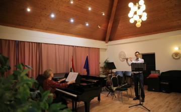 Szép sorozattal ünnepelt a zeneiskola (galériával)