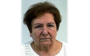 78 éves asszony tűnt el, nagyon keresik