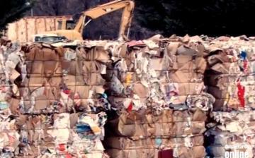 Ideiglenesen bezár a hulladékudvar