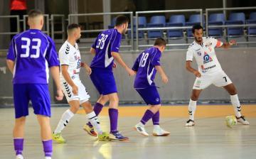 Futsal: végre győzelem
