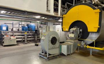 Két erőműben termel hőt a DVG Zrt.