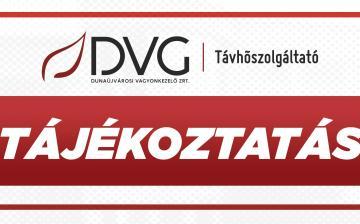 DVG Zrt.: szerdán két iroda is zárva tart