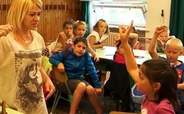 Napközis tábor - Gyerekzsivajtól hangos a Vasvári iskola
