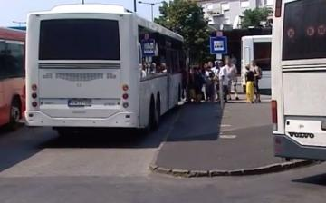 Szűkített menetrend szerint járnak a buszok