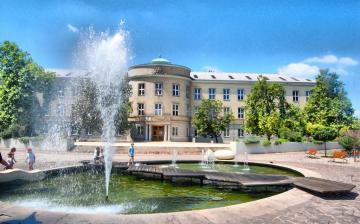 Virtuális séta a Dunaújvárosi Egyetemen