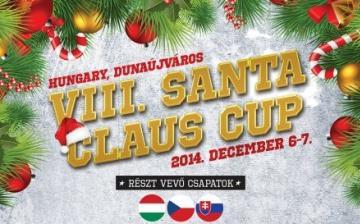 Jégkorong: Santa Claus Cup – nyolcadszor