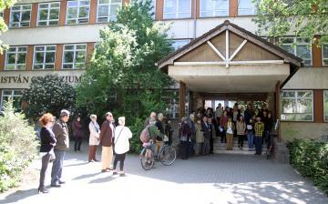 Ilyen volt a pedagógussztrájk a városi iskolákban