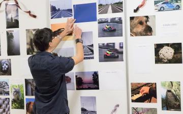 Diák fotográfusok képeit állítják ki