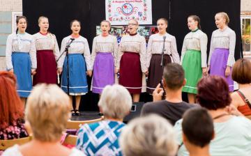 Sikerre ítélve - A Magyar Népdal Napja Dunaújvárosban