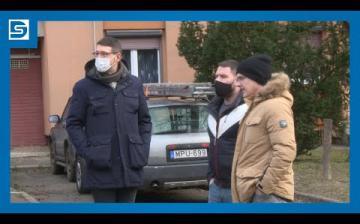 Embedded thumbnail for Új parkolók lesznek a Semmelweis utcában