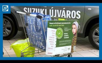 Embedded thumbnail for DSTV: itt is sikeres volt az Élelmiszerbank akciója