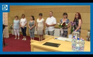Embedded thumbnail for DSTV: bölcsődei ünnepség a Városházán