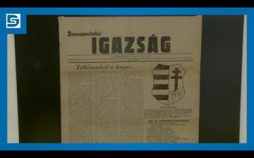 Embedded thumbnail for 1956, te sztálinvárosi csillag!