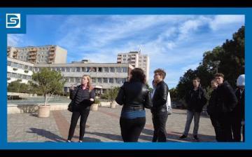 Embedded thumbnail for DSTV: séta a szocreál emlékek útján