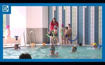 Embedded thumbnail for DSTV: táborra készülnek az úszók