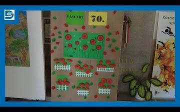 Embedded thumbnail for A hetvenéves város hetvenéves általános iskolája (galériával)
