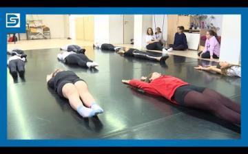 Embedded thumbnail for DSTV: táncos fellépés a Parázs Varázson