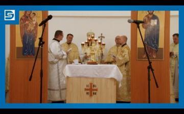 Embedded thumbnail for Érseki szentelés a görögkatolikus templomban (galériával)