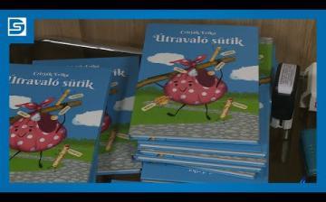 """Embedded thumbnail for DSTV: """"Útravaló sütik""""– interaktív könyvbemutató az MMK-ban"""