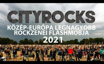 Embedded thumbnail for CityRocks: már lehet jelentkezni a legnagyobb bandá(k)ba