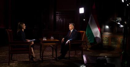Orbán: Ha engedünk Brüsszelnek, megváltozik Magyarország