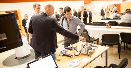Kétnapos mérnöki konferencia az egyetemen