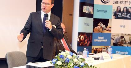 Országos konferencia a vízgazdálkodásról