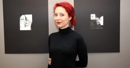 Kurucz Zsófia harmadik kiállítása