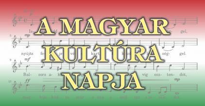 Megyei programok a Magyar Kultúra Napján