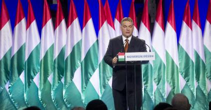 Orbán: a kormányzás nem hiúsági kérdés - Évértékelő