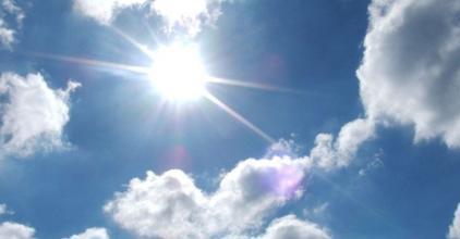 A héten is sok lesz a napsütés