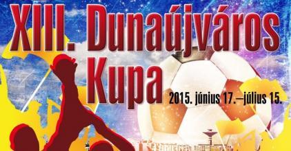 Dunaújváros Kupa: tovább szárnyal a Robisped