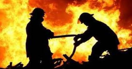 Tűz a pusztában, egy ember meghalt