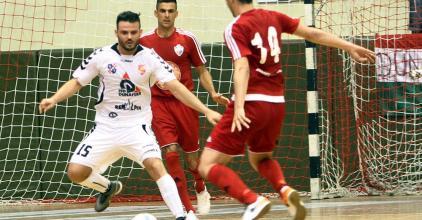 Futsal: ezüstközelben a Dunaferr!
