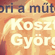 Kamara Galéria: Kosztolányi György kiállítása