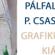 Pálfalvi János és P. Csasztka Ilona grafikusművészek kiállítása