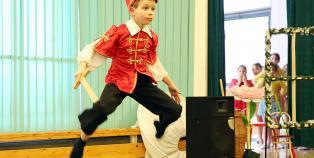 Táncos gála a Gárdonyiban - fotó: Sándor Judit