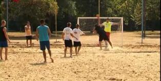 Embedded thumbnail for Kézilabda: Fair Play Kupa a strandon