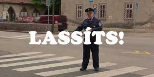 Embedded thumbnail for Cél a védtelen közlekedők biztonsága