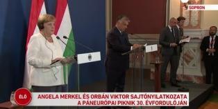 Embedded thumbnail for Orbán Viktor: Mi szabadságharcosok tudtuk, csak egy Európa van