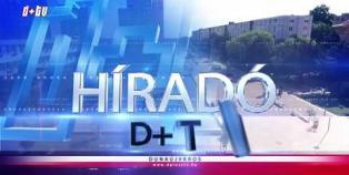 Embedded thumbnail for A nap legfontosabb eseményei - D+ TV Híradó